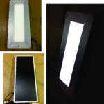 LED Light Panel Machine Light – tough, bright and thin